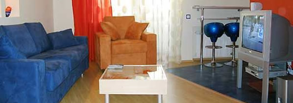 Luxury apartment Basseinaya 3